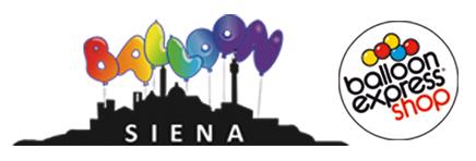 Logo Balloon express