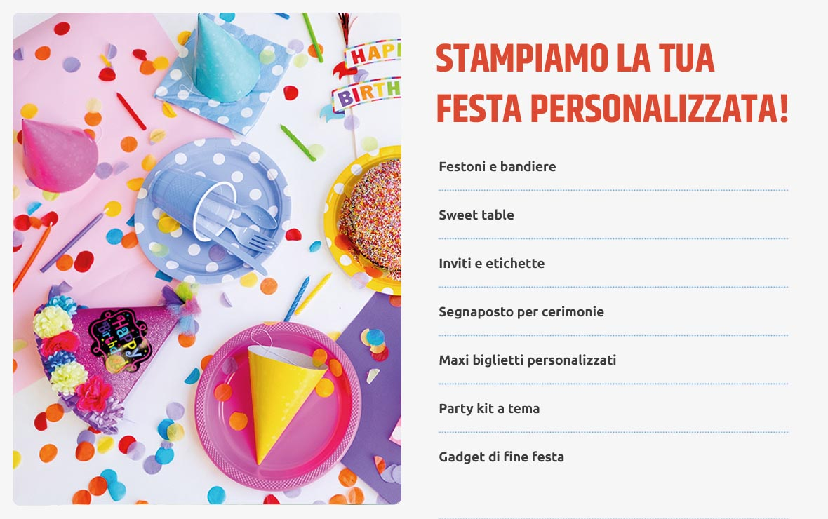 Stampe personalizzate Balloon Siena